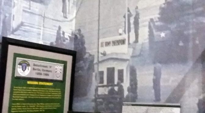 Detachment(A) Display at JFK Museum