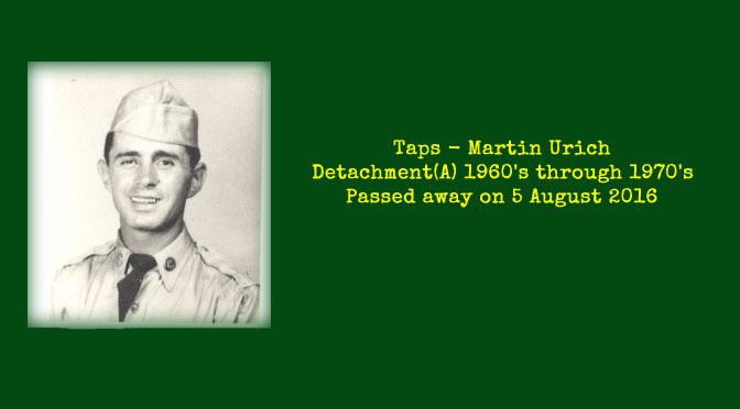 TAPS – Martin Urich