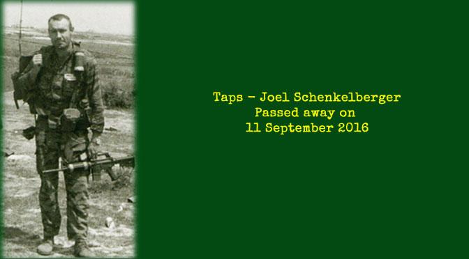 TAPS – Joel Schenkelberger