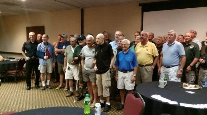 "2016 Detachment""A"" Function – Jeff Raker Honored Guest Speaker"