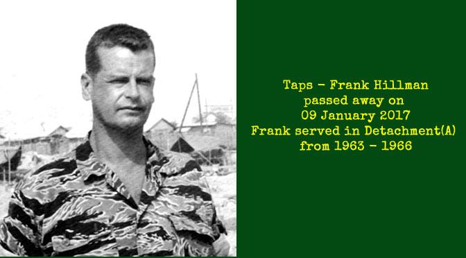 Taps – Frank Hillman