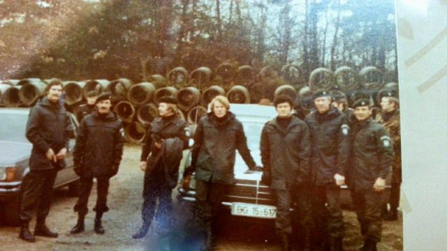 Detachment A: Clandestine Special Forces Missions from Berlin to