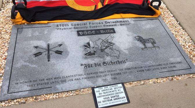 PSSE Memorial Stone Dedication