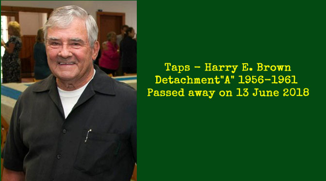 TAPS – Harry E. Brown