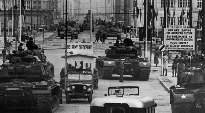 The top-secret plan to cripple Berlin during a Soviet invasion