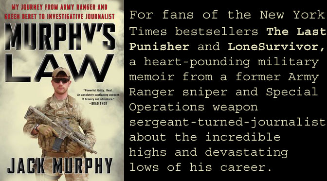 Murphy's Law – Book by Jack Murphy