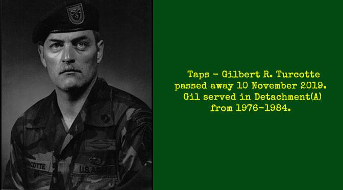 TAPS – Gilbert R. Turcotte