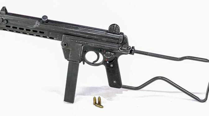 The Walther MPL:  Stamped-Steel Cold War Wonder