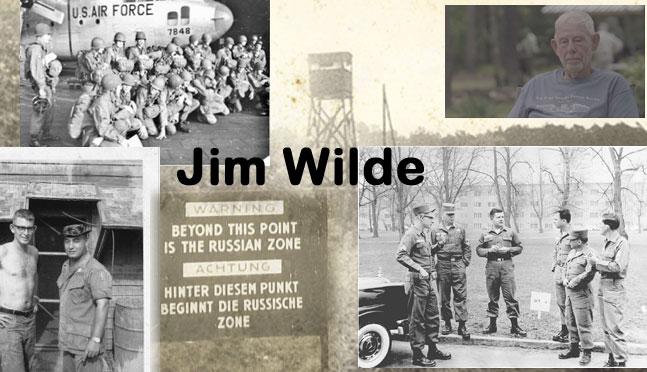 """Former Detachment """"A"""" Member Interview – Jim Wilde"""