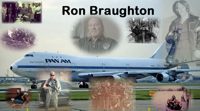 "Former Detachment ""A"" Member Interview – Ron Braughton"