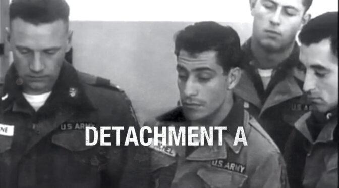 "Detachment ""A"" Teams & Groups Part I"
