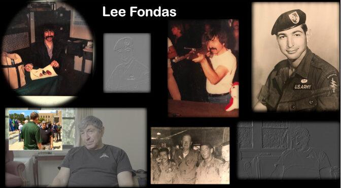 Lee Fondas Interview