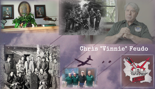 "Chris ""Vinnie"" Feudo Interview"